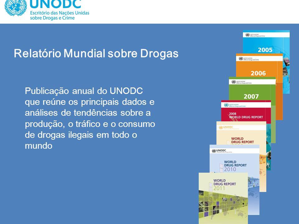 Relatório Mundial sobre Drogas