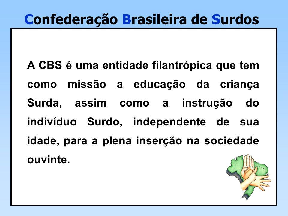 Confederação Brasileira de Surdos