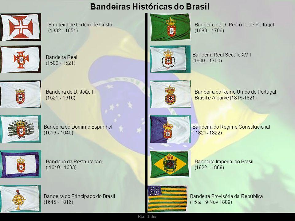 Bandeiras Históricas do Brasil