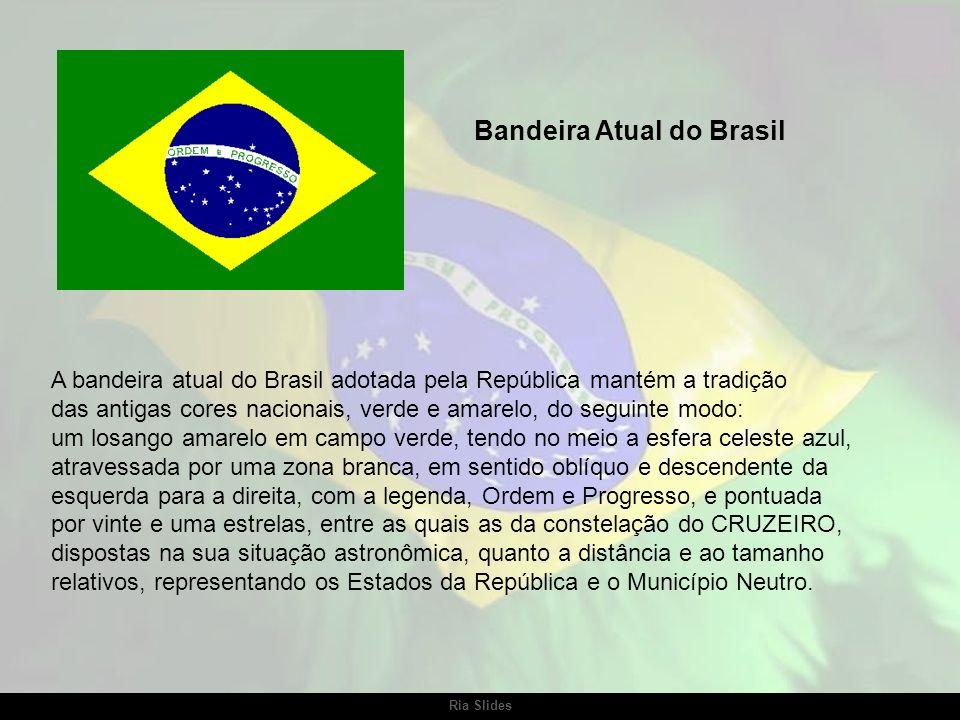 Bandeira Atual do Brasil