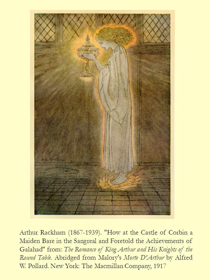 Arthur Rackham (1867-1939).