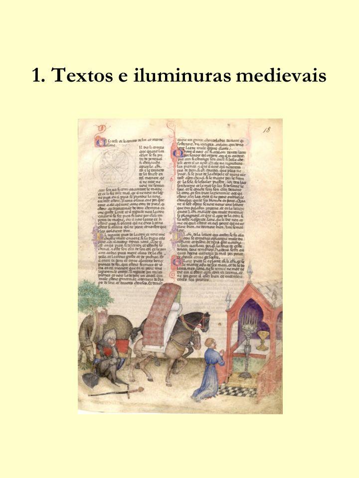 1. Textos e iluminuras medievais