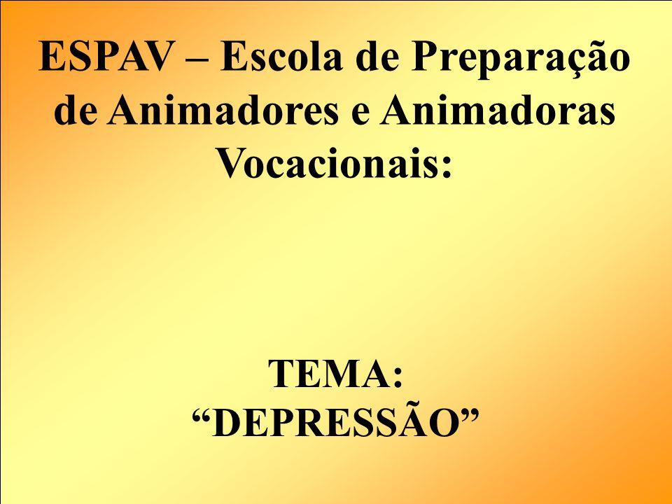 ESPAV – Escola de Preparação de Animadores e Animadoras Vocacionais: