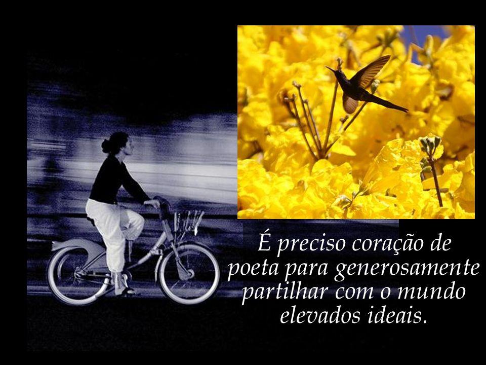 poeta para generosamente