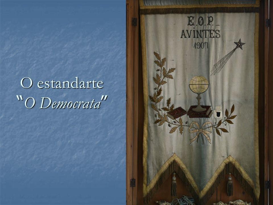 O estandarte O Democrata