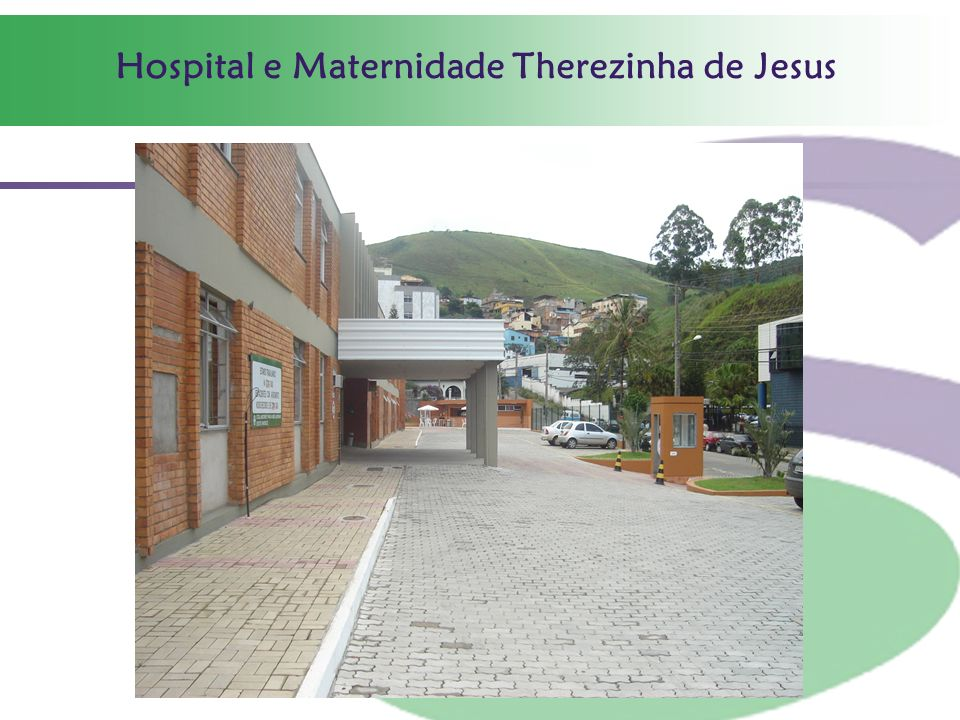 Hospital e Maternidade Therezinha de Jesus
