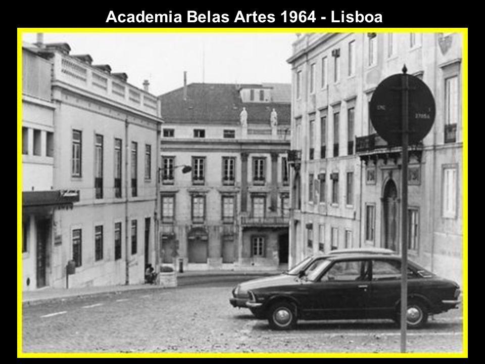 Academia Belas Artes 1964 - Lisboa