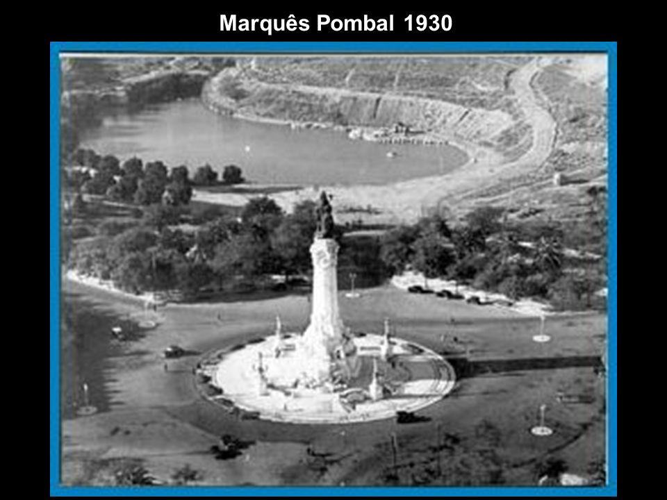 Marquês Pombal 1930