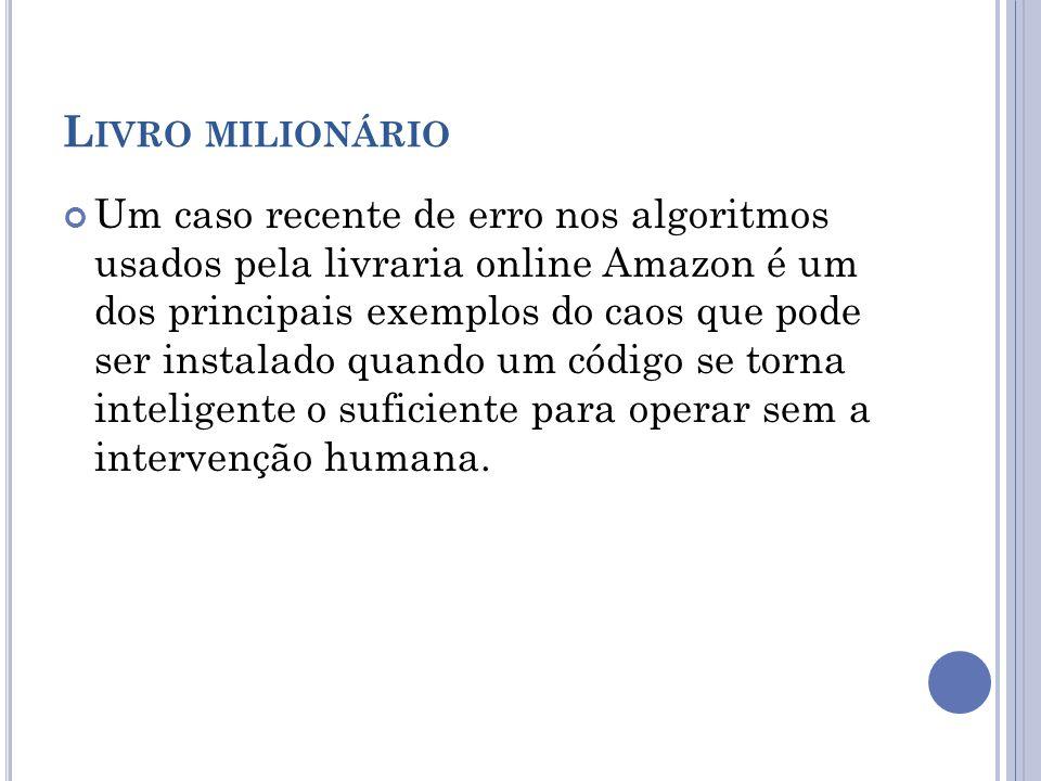 Livro milionário