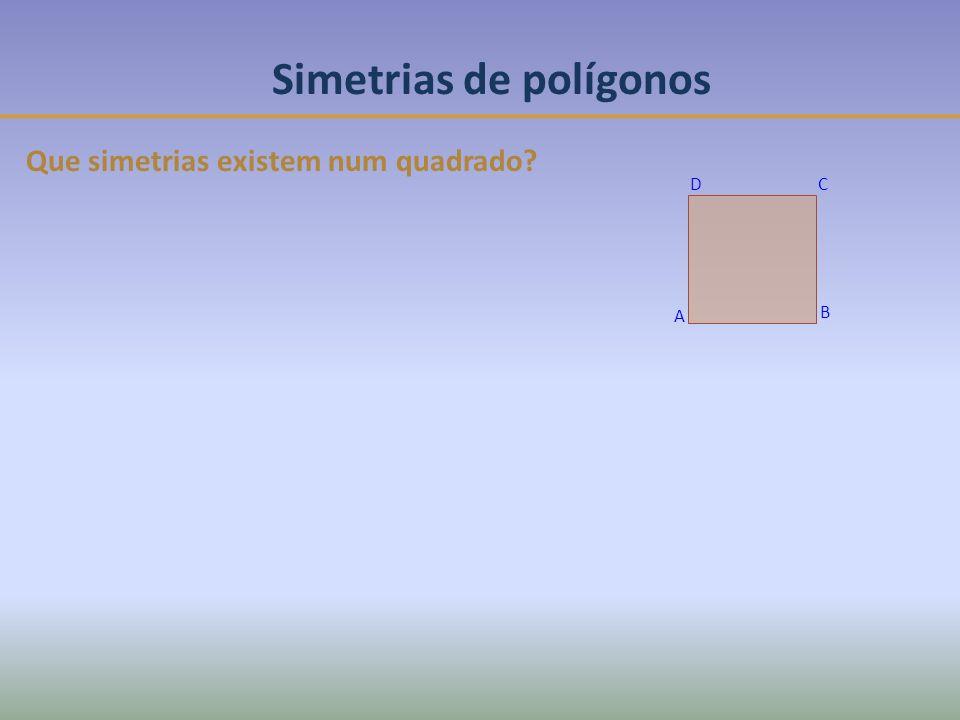Simetrias de polígonos