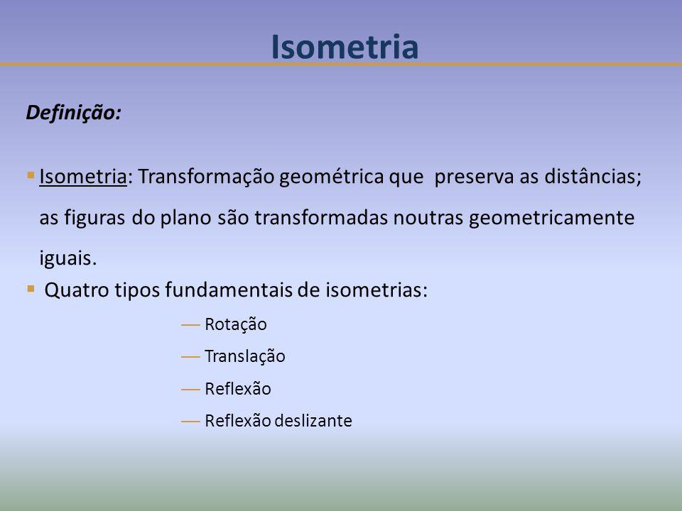 3/30/2017 Isometria. Definição: