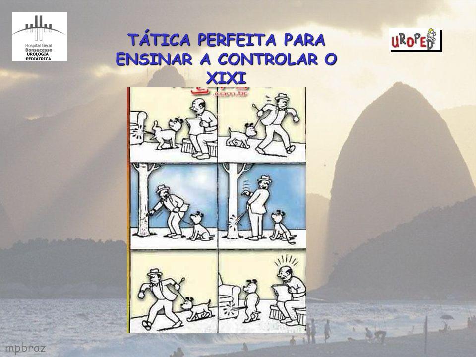 TÁTICA PERFEITA PARA ENSINAR A CONTROLAR O XIXI