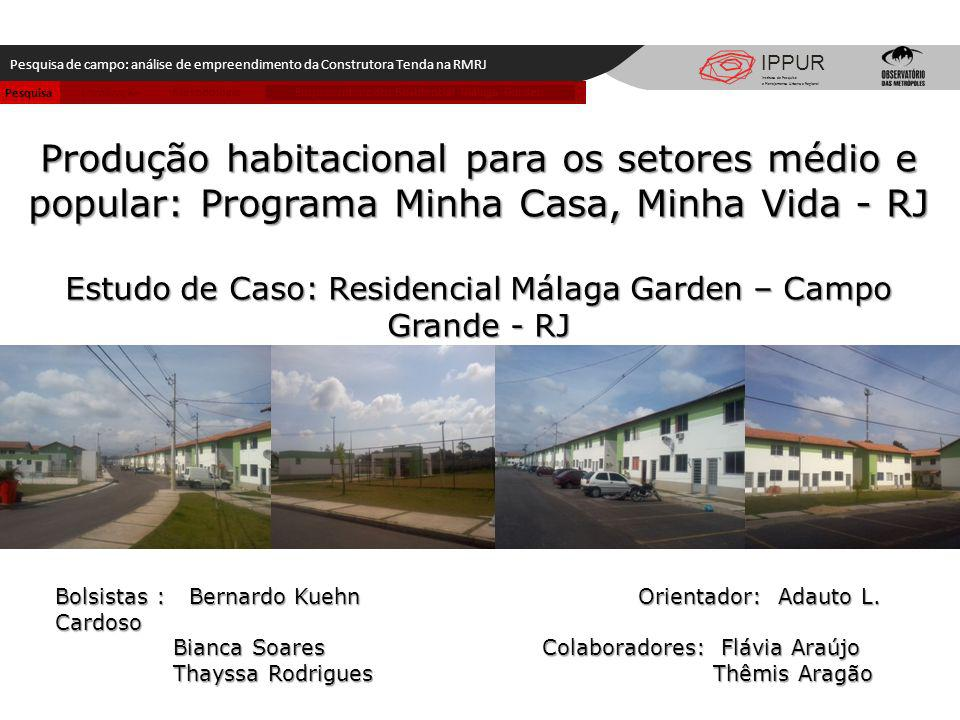 Empreendimento Residencial Málaga Garden