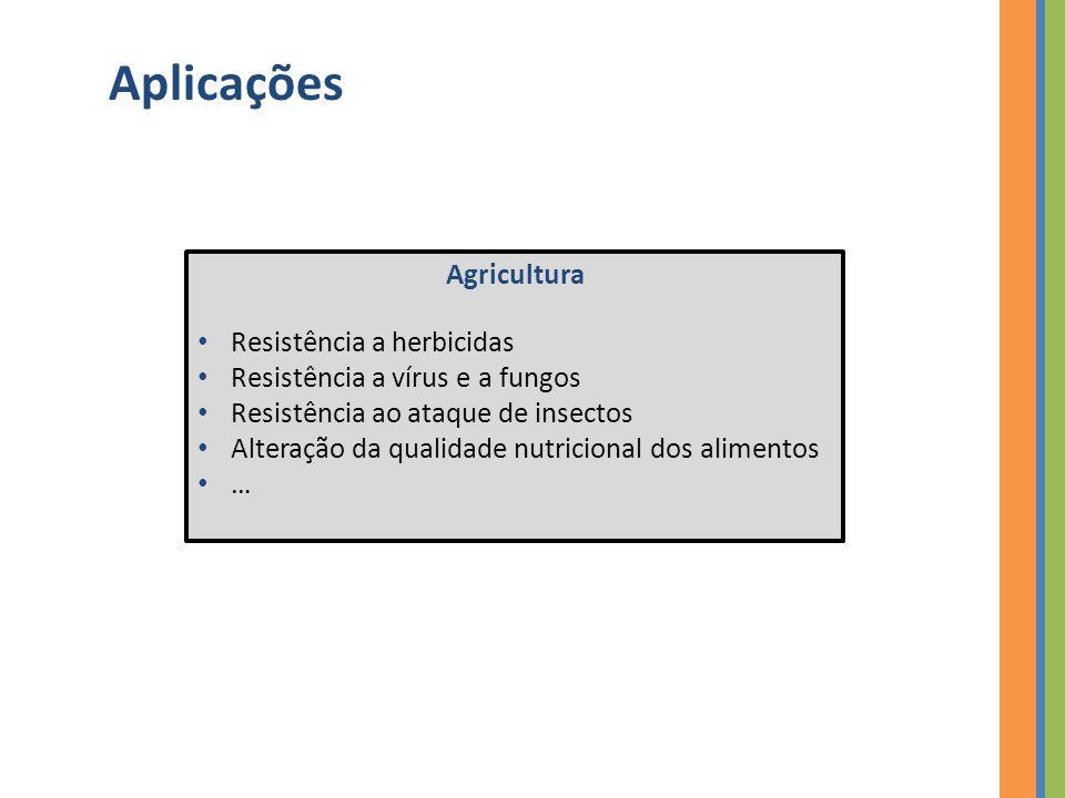 Aplicações Agricultura Resistência a herbicidas