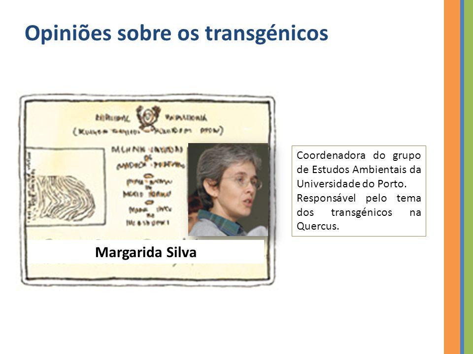 Opiniões sobre os transgénicos