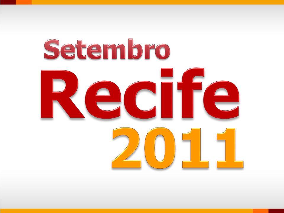 Setembro 2011 Recife