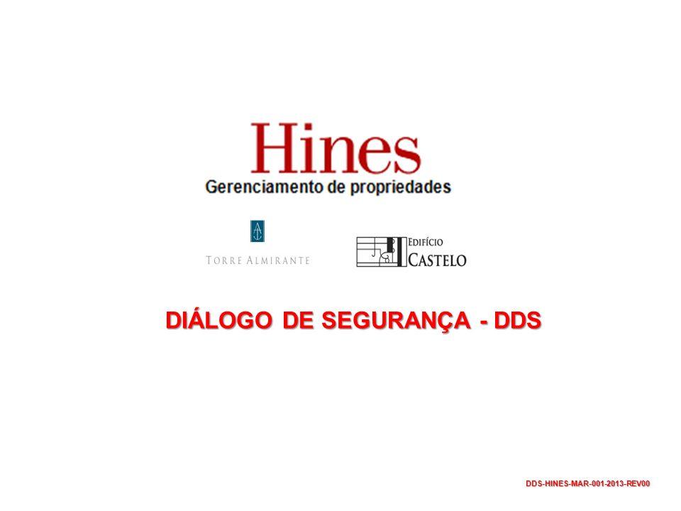 DIÁLOGO DE SEGURANÇA - DDS