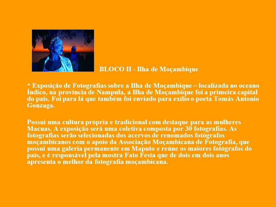 BLOCO II - Ilha de Moçambique