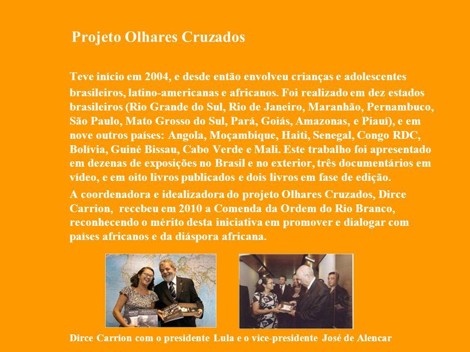 Projeto Olhares Cruzados