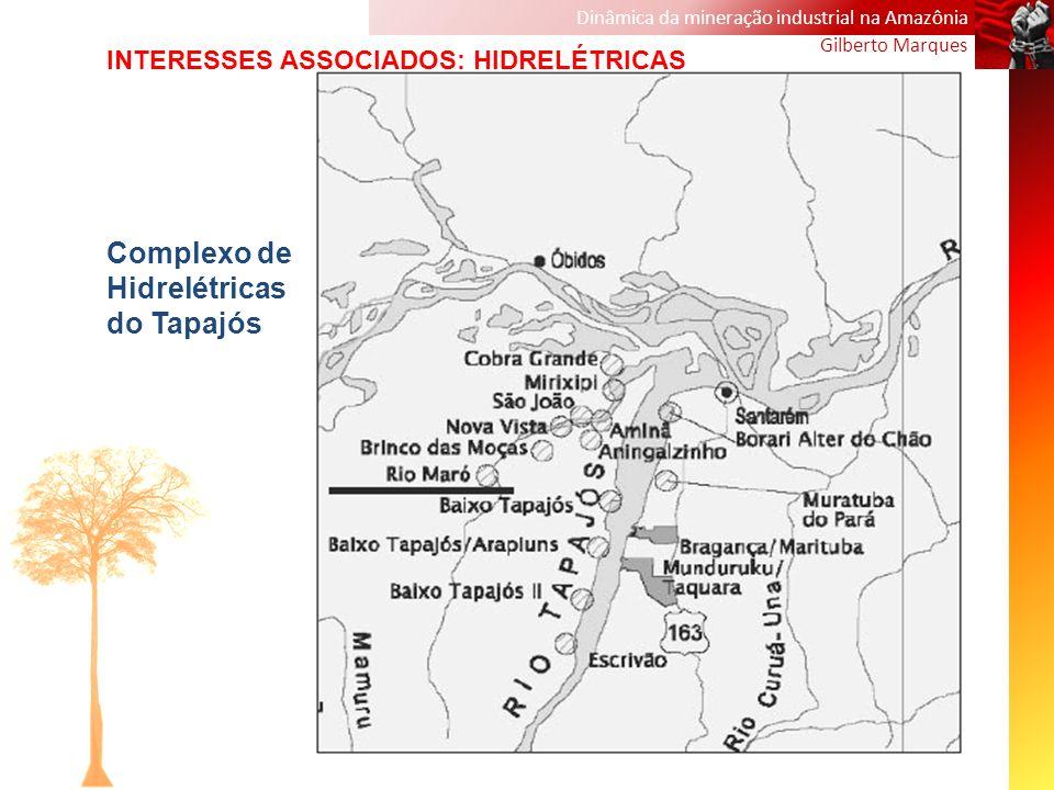 Complexo de Hidrelétricas do Tapajós
