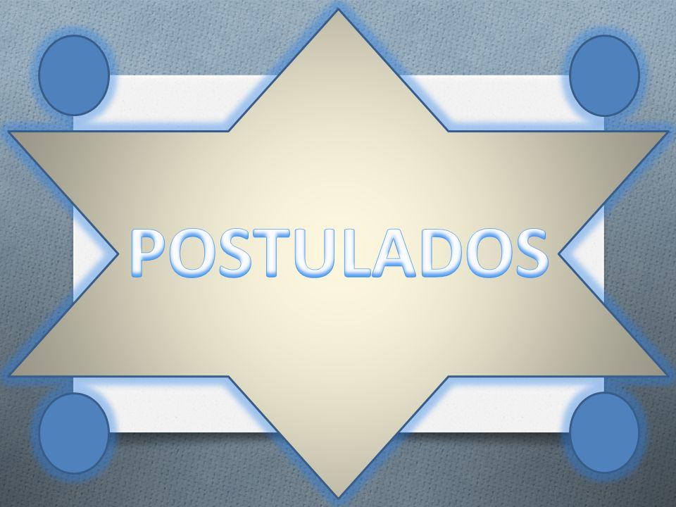 POSTULADOS