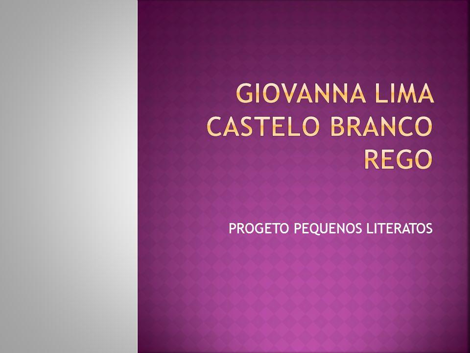 GIOVANNA LIMA CASTELO BRANCO REGO