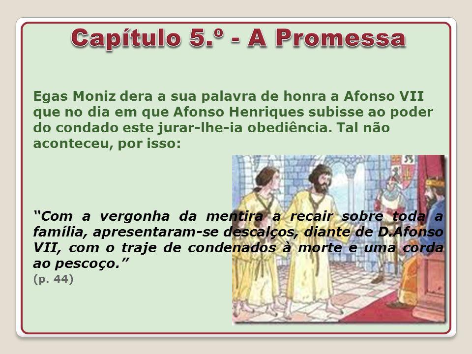 Capítulo 5.º - A Promessa