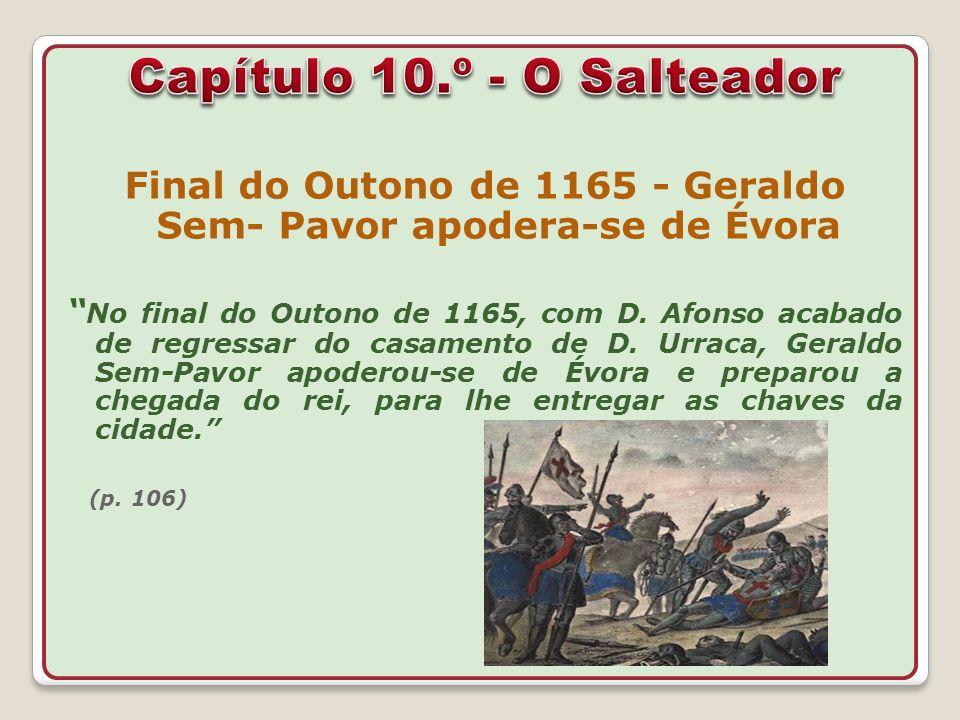 Capítulo 10.º - O Salteador