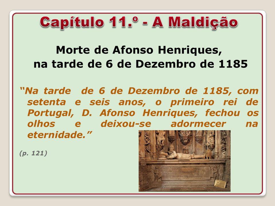 Morte de Afonso Henriques,