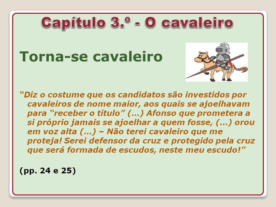 Capítulo 3.º - O cavaleiro