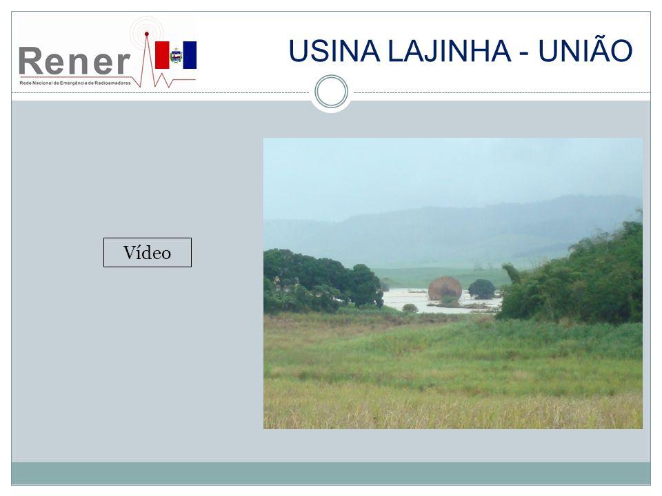 Usina Lajinha - União Vídeo