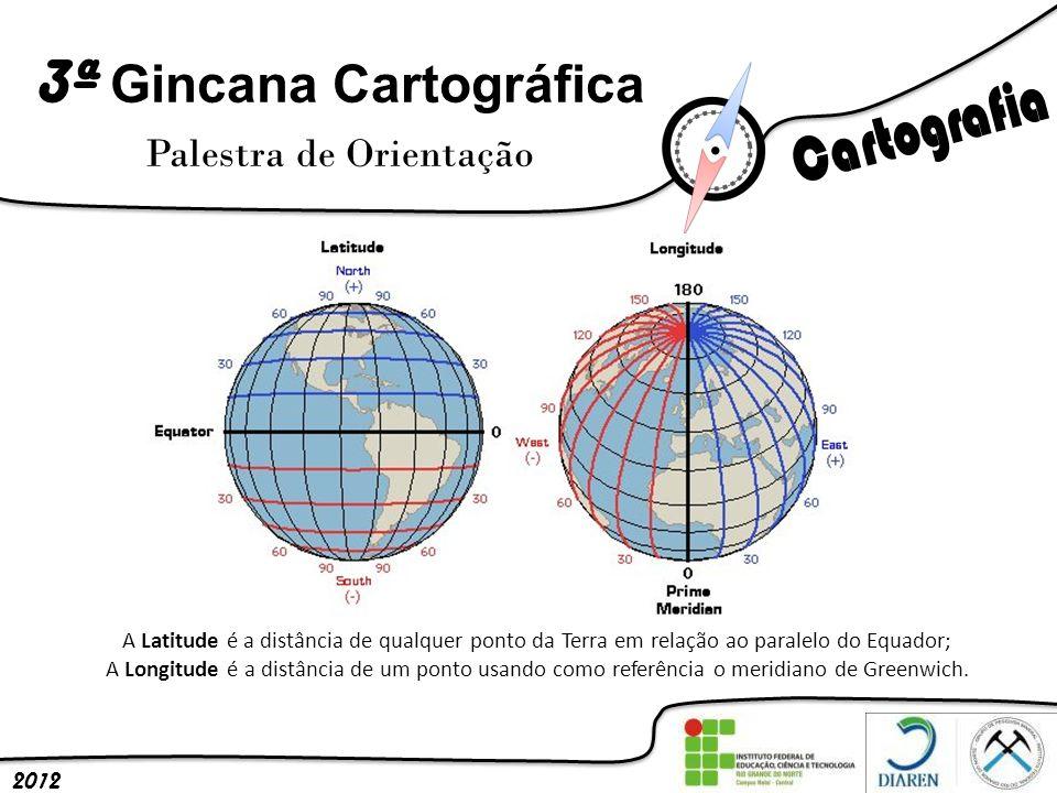 3ª Gincana Cartográfica