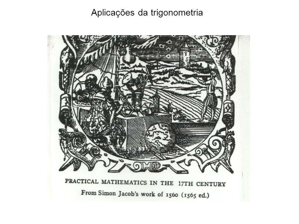 Aplicações da trigonometria