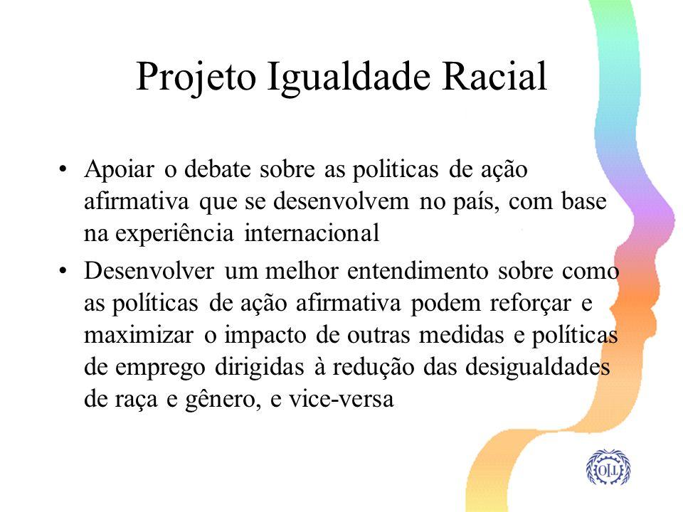 Projeto Igualdade Racial