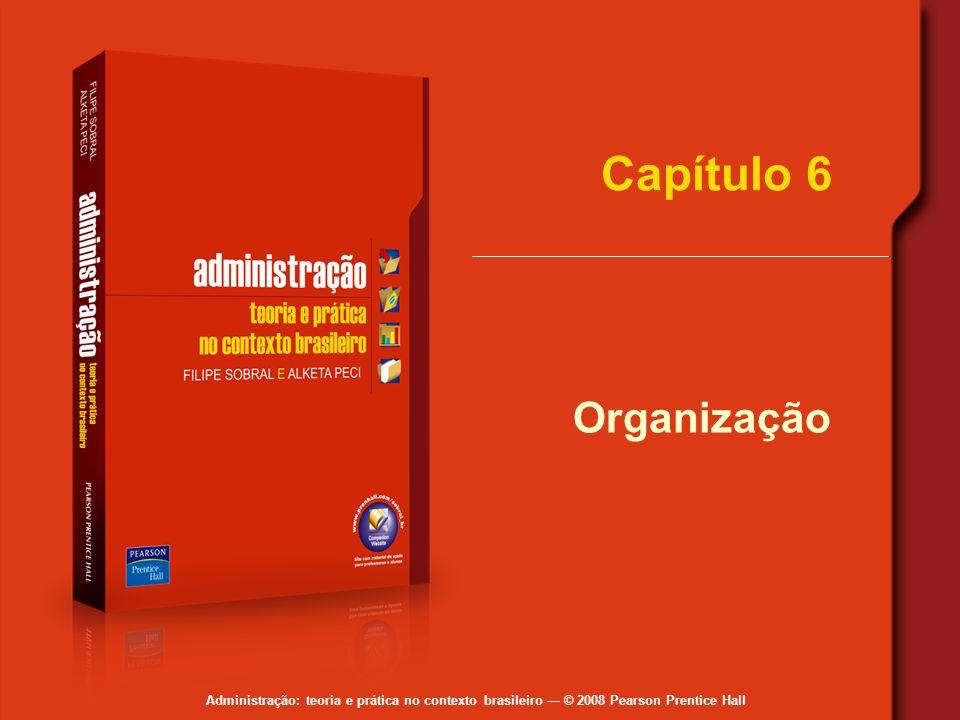 Capítulo 6 Organização
