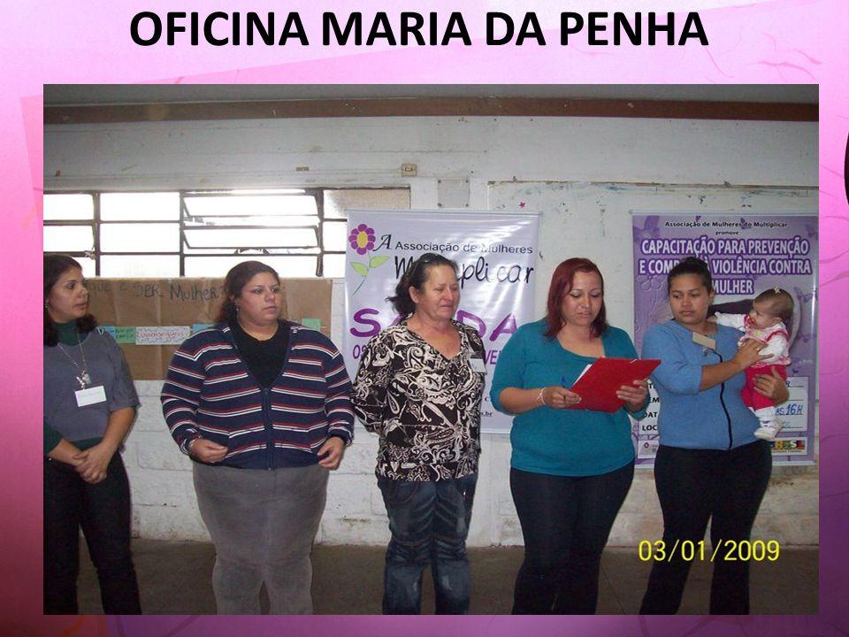 OFICINA MARIA DA PENHA