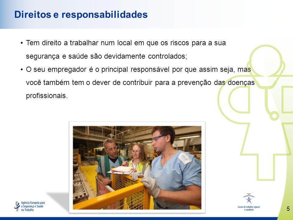 Direitos e responsabilidades