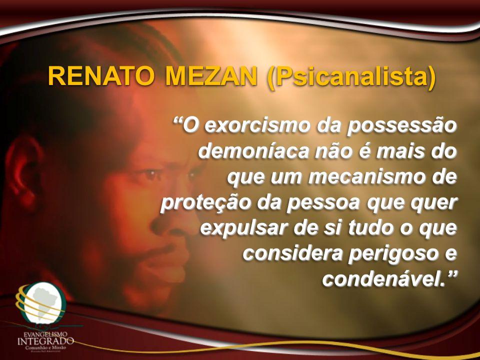 RENATO MEZAN (Psicanalista)