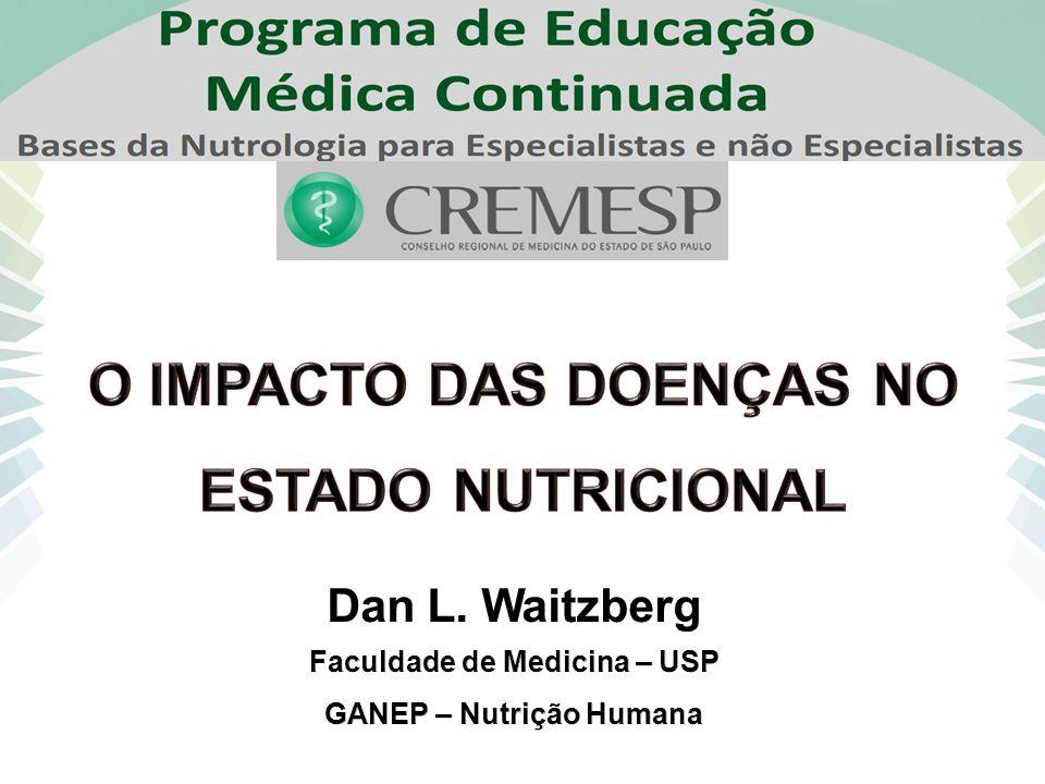 O IMPACTO DAS DOENÇAS NO ESTADO NUTRICIONAL