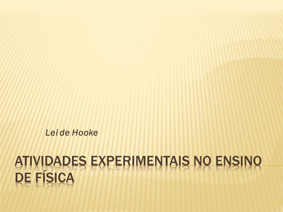 Atividades Experimentais no Ensino de Física
