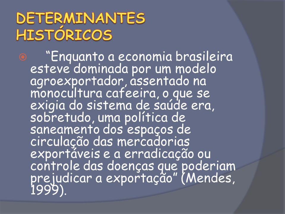 DETERMINANTES HISTÓRICOS