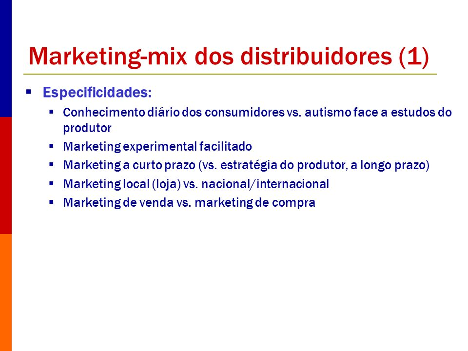 Marketing-mix dos distribuidores (1)