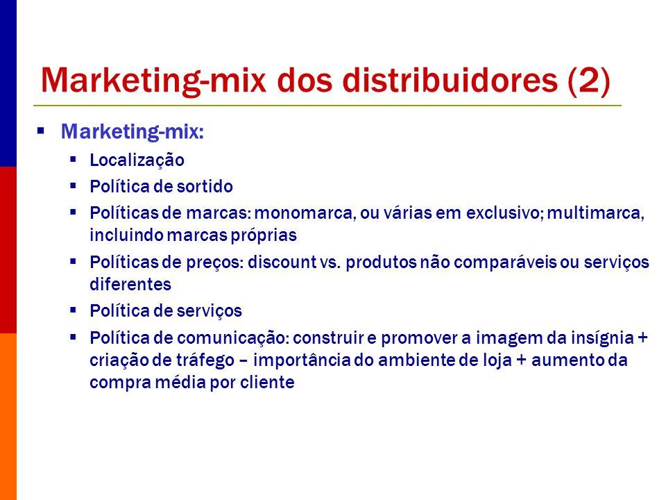 Marketing-mix dos distribuidores (2)