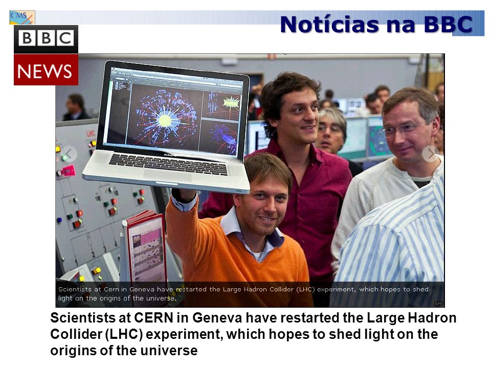Notícias na BBC