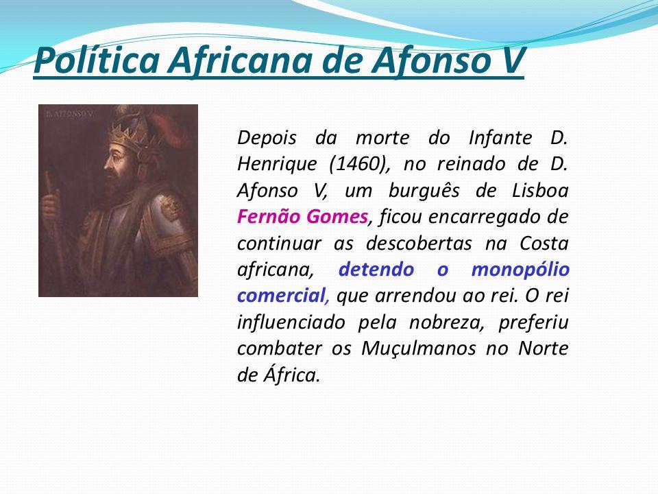 Política Africana de Afonso V