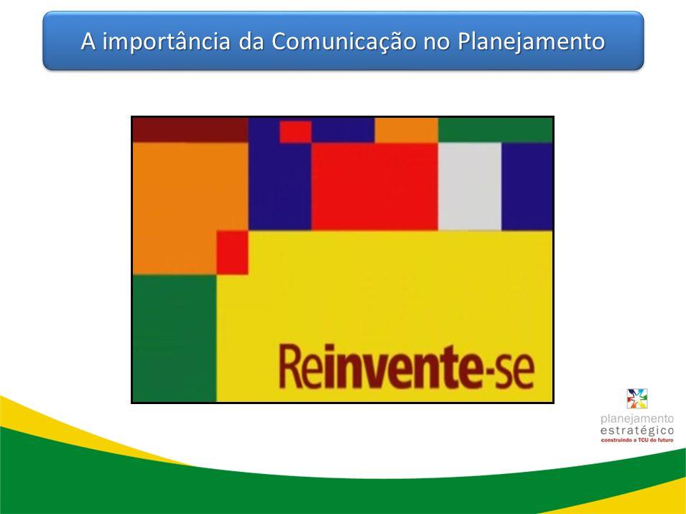 A importância da Comunicação no Planejamento