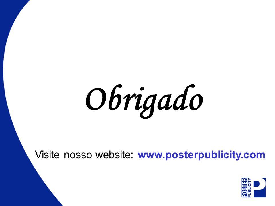 Obrigado Visite nosso website: www.posterpublicity.com