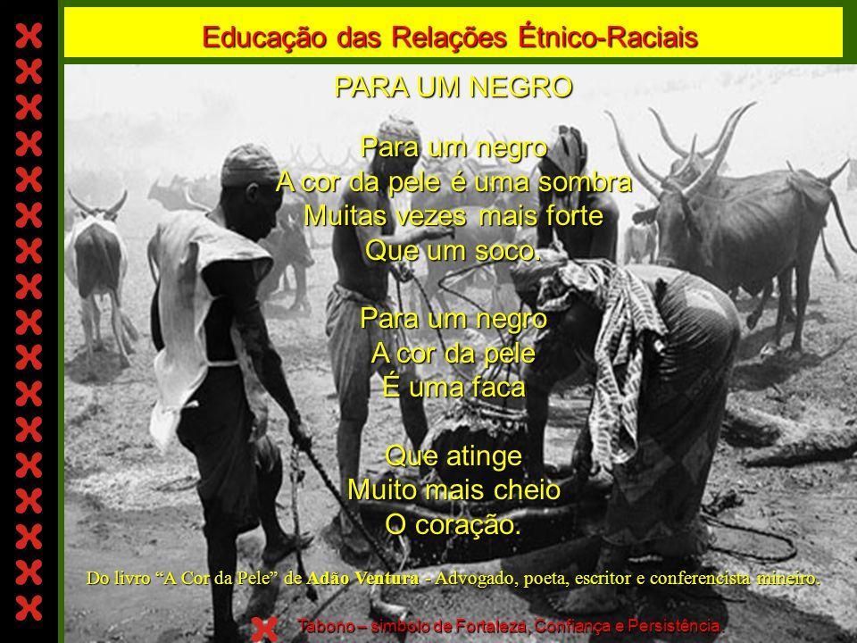 Educação das Relações Étnico-Raciais