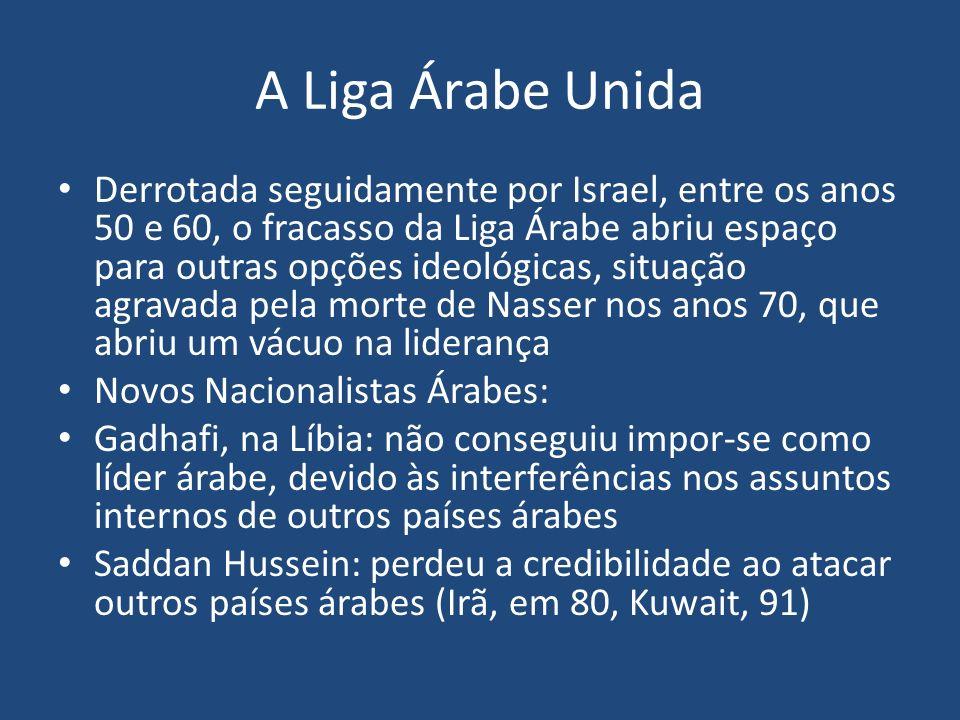 A Liga Árabe Unida