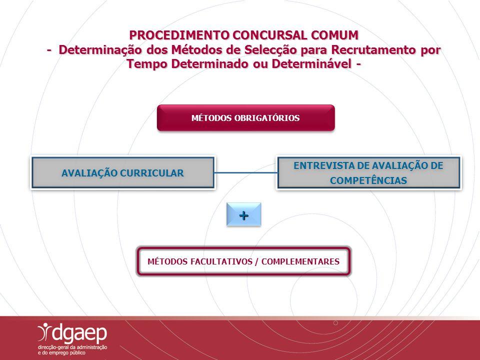 + PROCEDIMENTO CONCURSAL COMUM